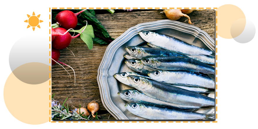 The association between diabetes and nutritional habits for Is too much fish bad for you