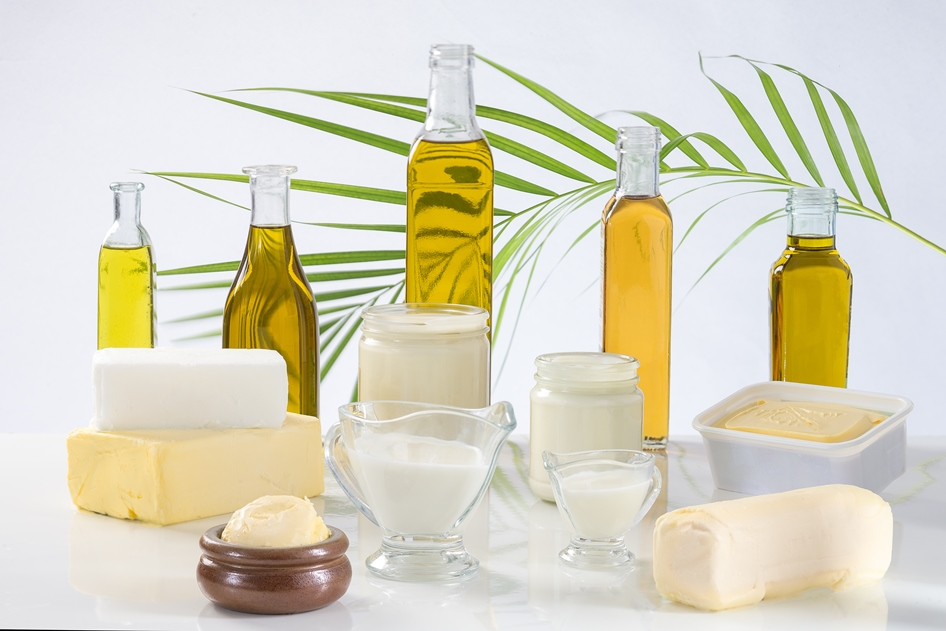 Fats and essential oils