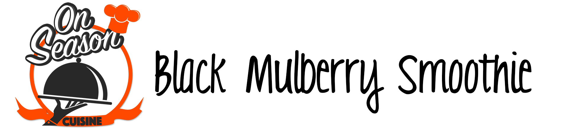 Black Mulberry Smoothie